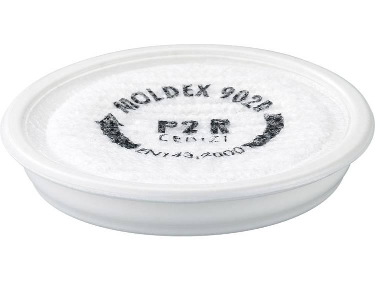 Moldex Stoffilter 902001 Filterklasse-beschermingsgraad: P2RD 20 stuks