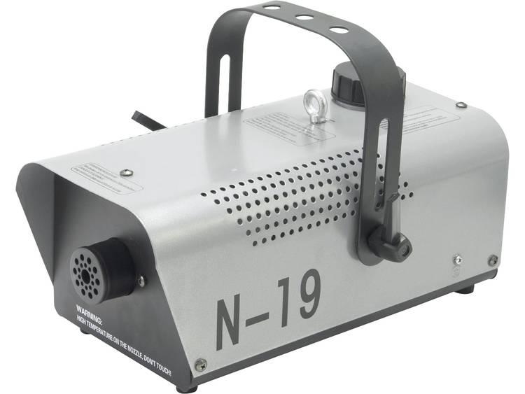 Eurolite N-19 nevelmachine zilver