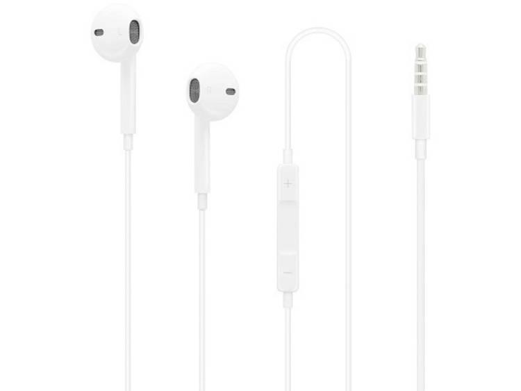 Apple EarPods koptelefoons met afstandsbediening en microfoon (bulkgoed)