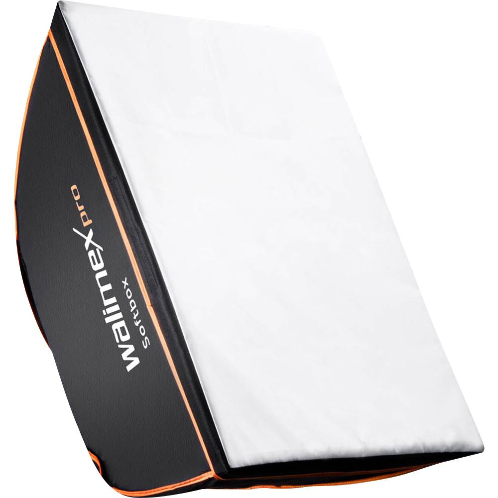 Walimex Pro Softbox OL 50x70cm Elinchrom 18946 Softbox (L x B x H) 550 x 400 x 330 mm 1 st