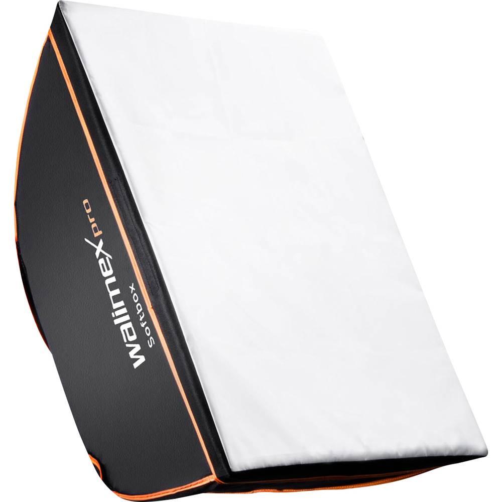 Walimex Pro Softbox OL 60x90cm Elinchrom 18959 Softbox (L x B x H) 720 x 495 x 200 mm 1 st