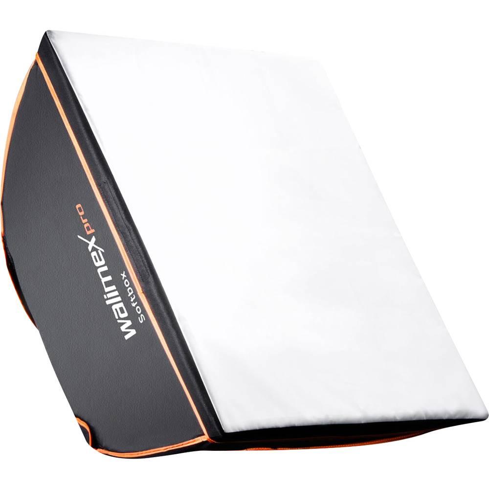 Walimex Pro Softbox OL 90x90cm Aurora/Bo 18975 Softbox (L x B x H) 1180 x 250 x 220 mm 1 st