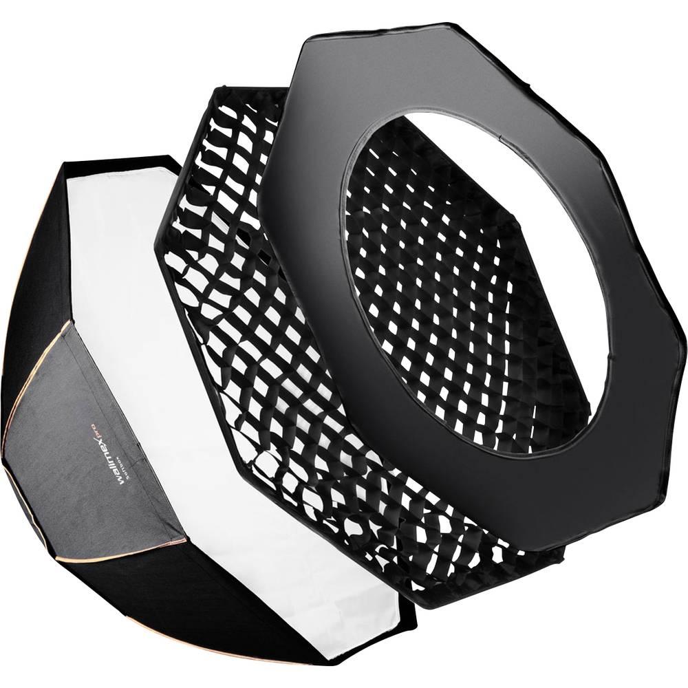 Walimex Pro Octagon Softbox PLUS OL Ø213 19435 Softbox (L x B x H) 1460 x 300 x 200 mm 1 st