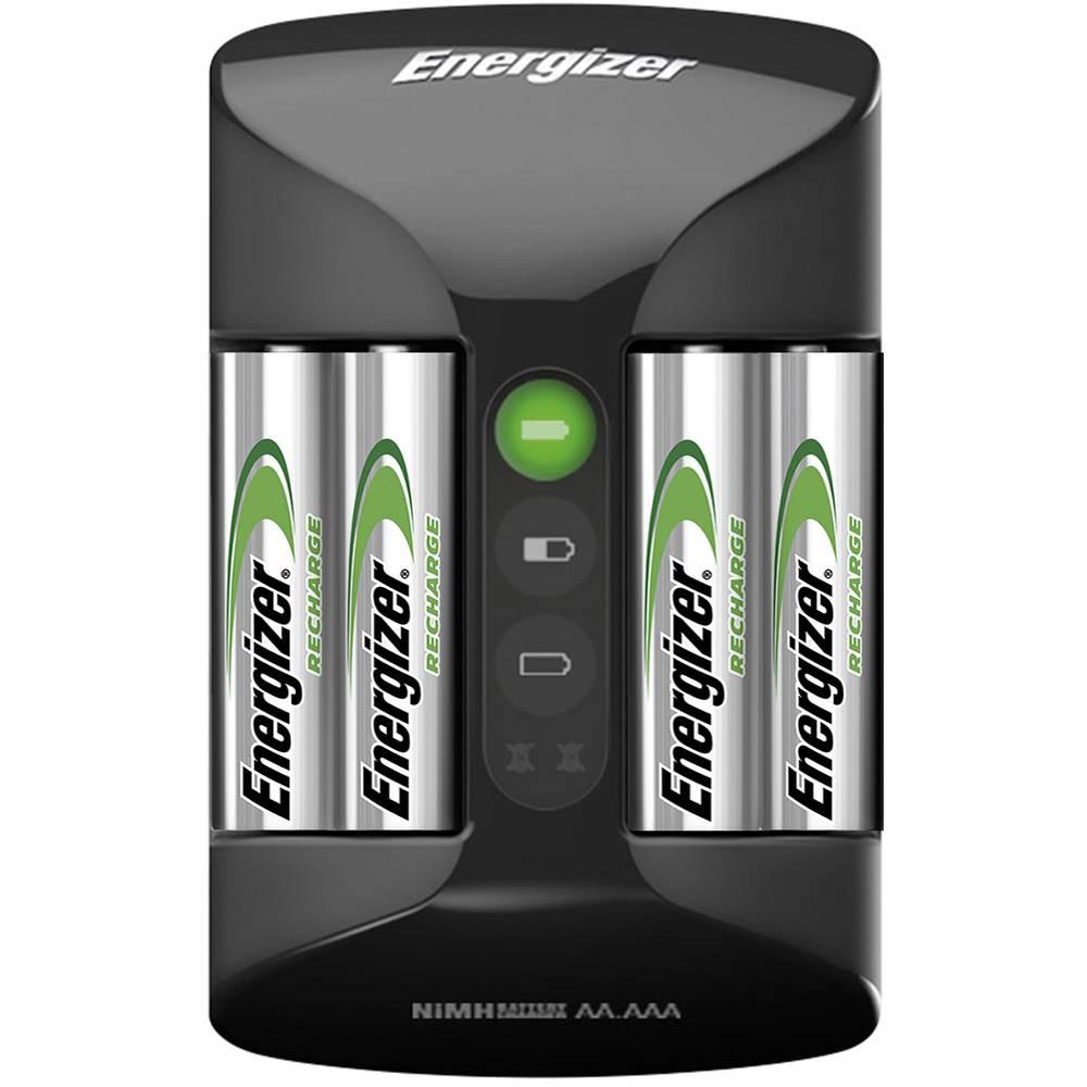 Energizer Pro Charger CHPRO Batteriladdare inkl. batteri NiMH AAA (R03), AA (R6)