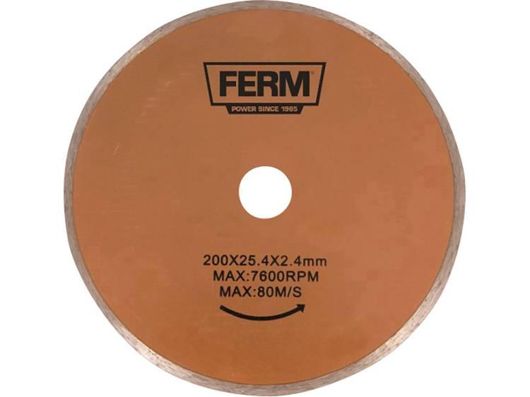 FERM FERM Diamant zaagblad 200 mm
