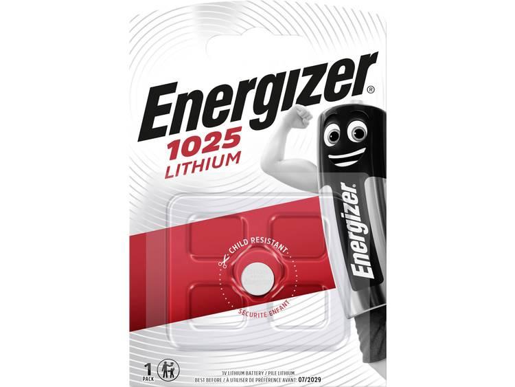 Energizer Knoopcel CR 1025 Lithium 30 mAh 3 V 1 stuks