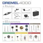 Dremel 4000-4/65 Multitool
