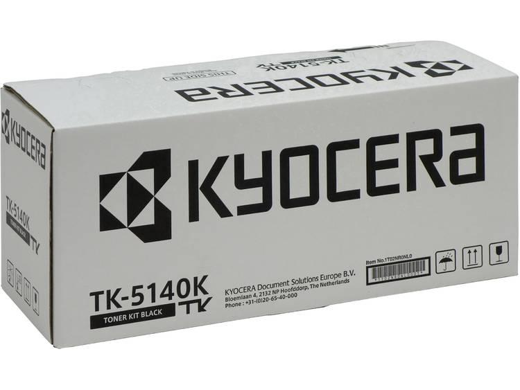 Kyocera Tonercassette TK 5140K 1T02NR0NL0 Origineel Zwart 7000 bladzijden
