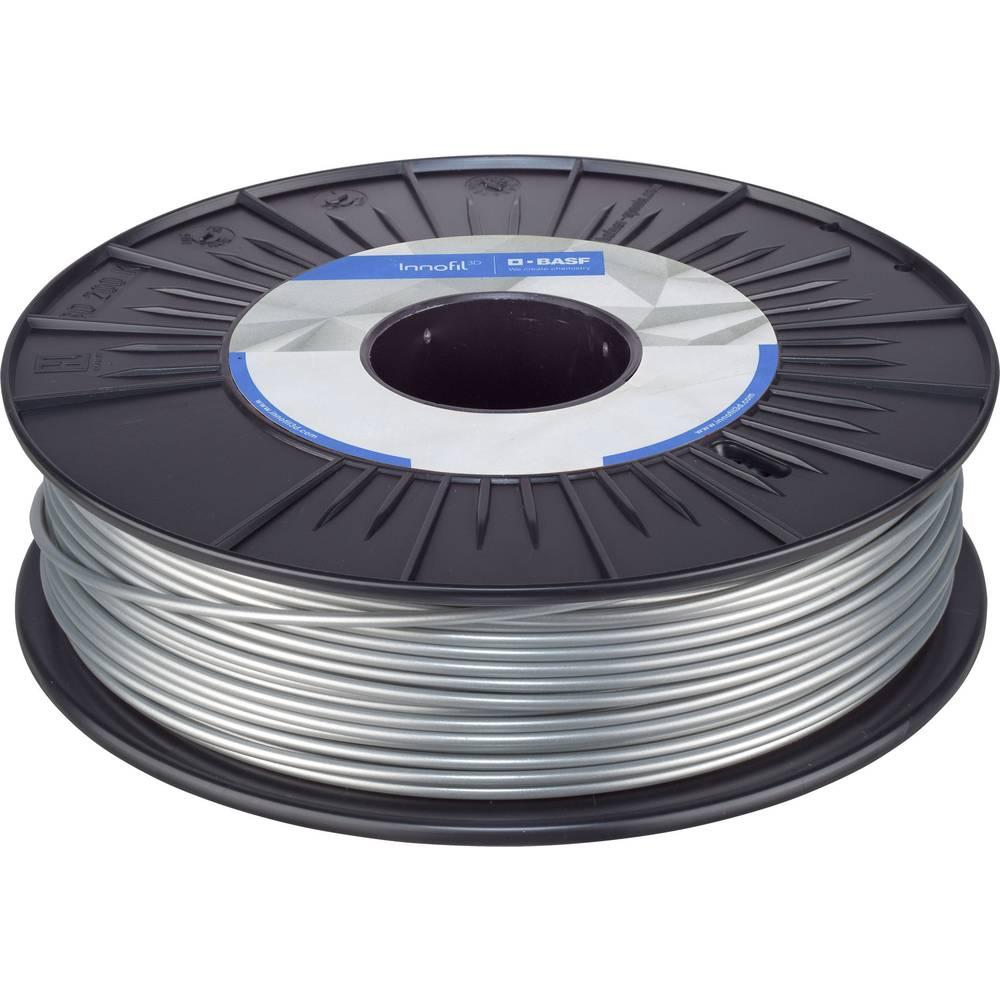 BASF Ultrafuse PLA-0021A075 PLA SILVER 3D-skrivare Filament PLA-plast 1.75 mm 750 g Silver 1 st