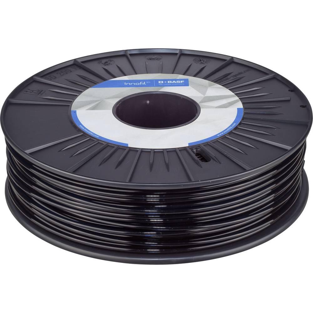 BASF Ultrafuse PLA-0002A075 PLA BLACK 3D-skrivare Filament PLA-plast 1.75 mm 750 g Svart 1 st