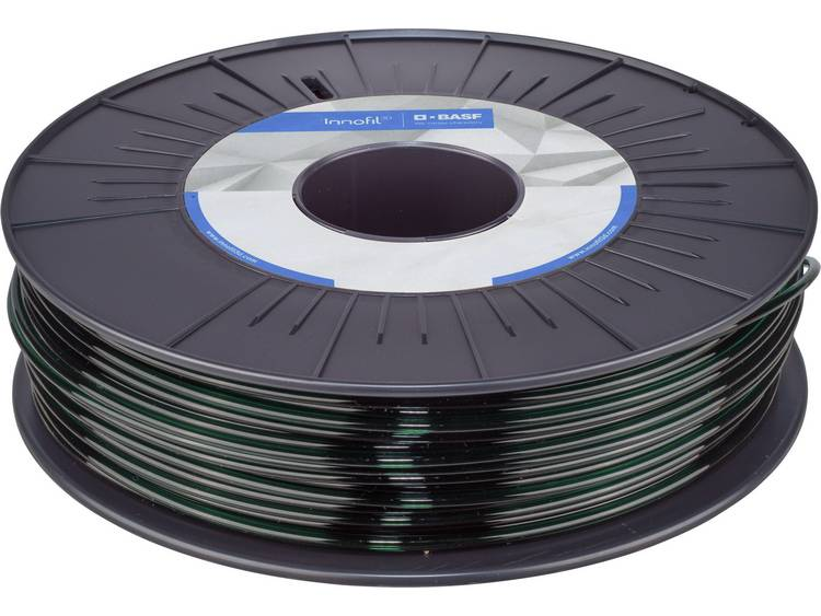 Basf Innofil3D PLA 0025A075 Filament PLA kunststof 1.75 mm 750 g Donkergroen do