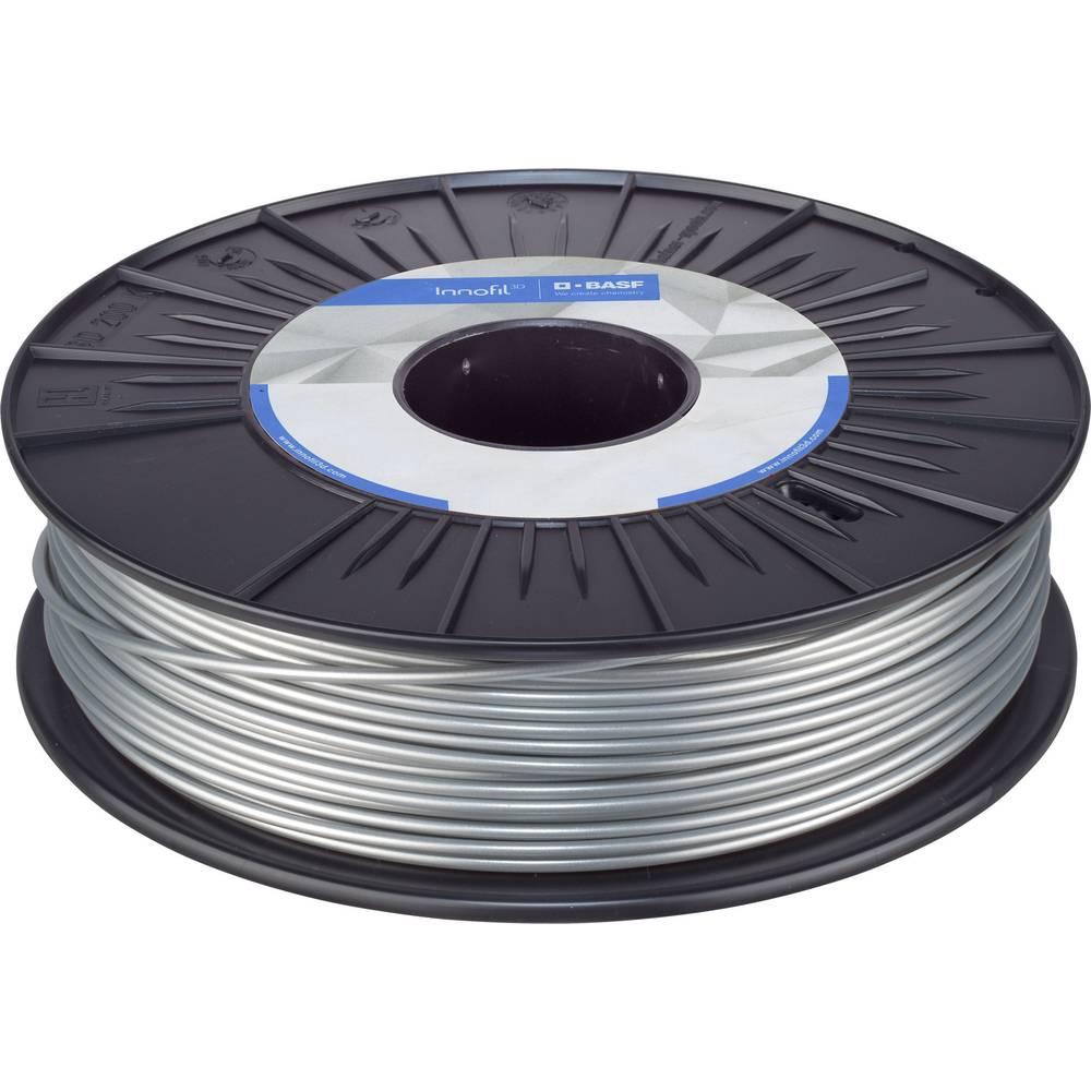 BASF Ultrafuse PLA-0021B075 PLA SILVER 3D-skrivare Filament PLA-plast 2.85 mm 750 g Silver 1 st