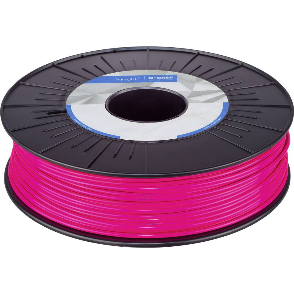 BASF Ultrafuse PLA-0022B075 PLA MAGENTA 3D-skrivare Filament PLA-plast 2.85 mm 750 g Magenta 1 st