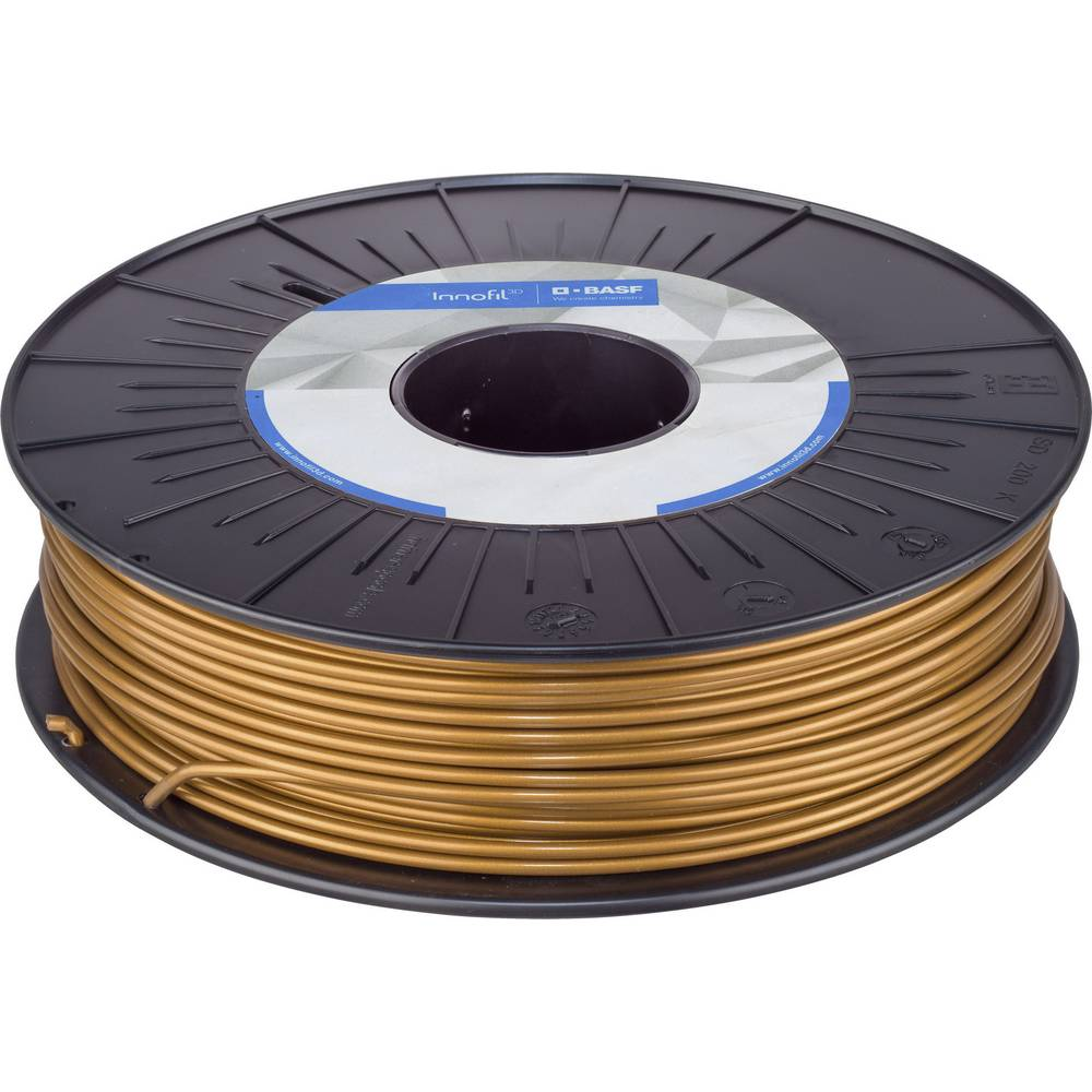 BASF Ultrafuse PLA-0032B075 PLA BRONZE 3D-skrivare Filament PLA-plast 2.85 mm 750 g Brons 1 st
