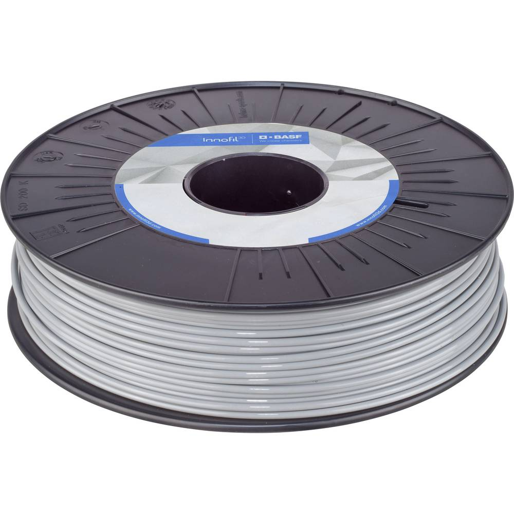 BASF Ultrafuse PLA-0023B075 PLA GREY 3D-skrivare Filament PLA-plast 2.85 mm 750 g Grå 1 st
