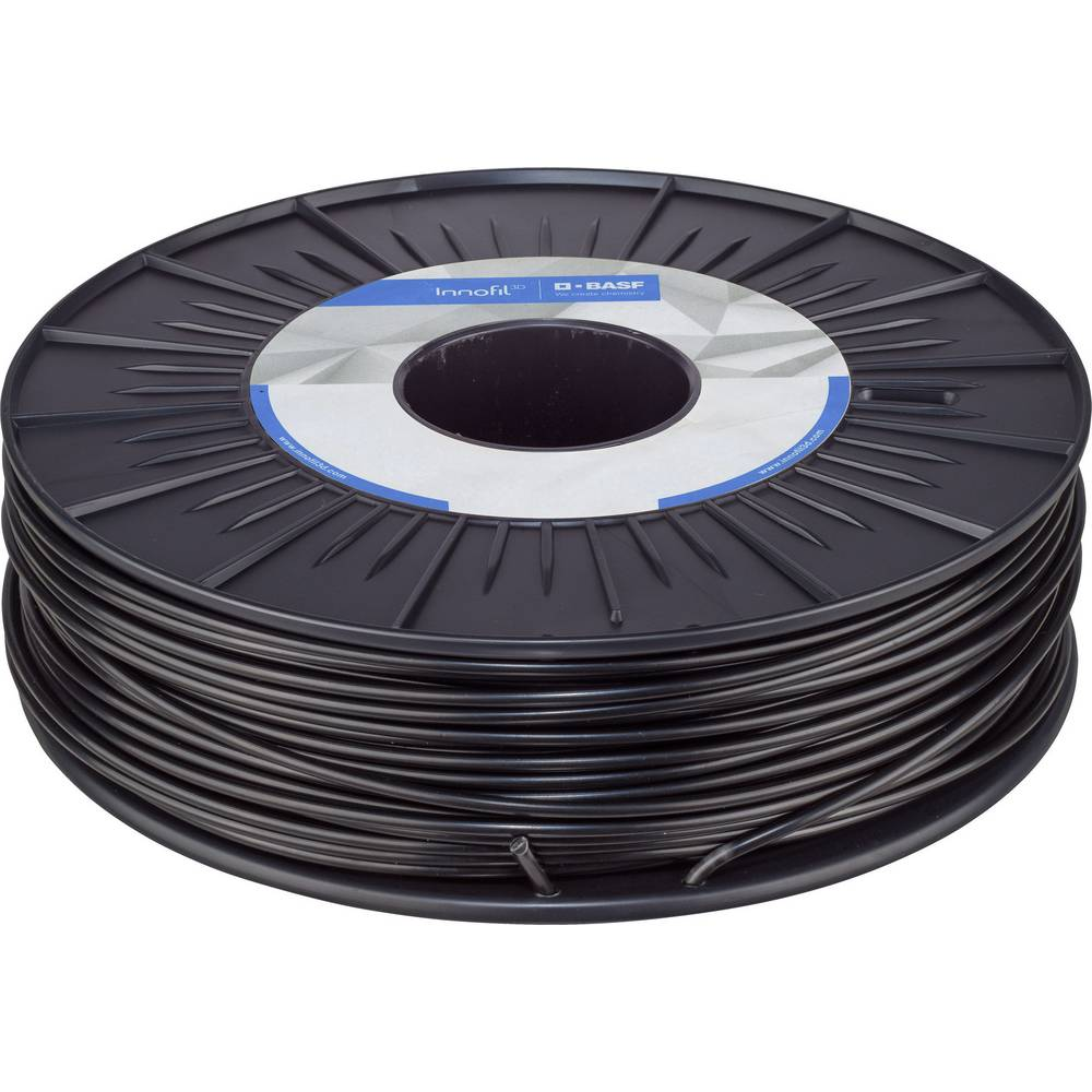 BASF Ultrafuse ABS-0108B075 ABS BLACK 3D-skrivare Filament ABS-plast 2.85 mm 750 g Svart 1 st