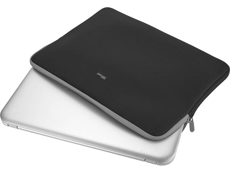 Trust Sleeve Universele tablet hoes Geschikt voor displaygrootte: 33,0 cm (13) - 33,8 cm (13,3) Zwart