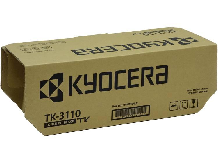 Kyocera Tonercassette TK 3110 1T02MT0NLV Origineel Zwart 15500 bladzijden
