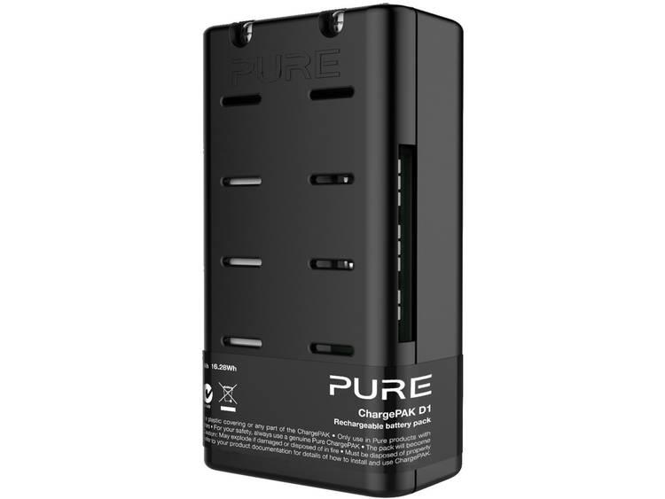 Pure Charge Pak D1 Radio-accu