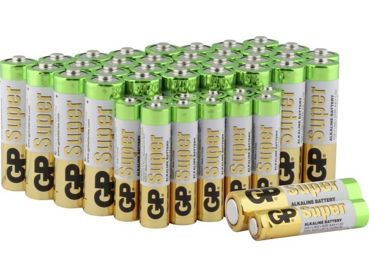 GP Batteries Batterijset AAA, AA 44 stuk(s)