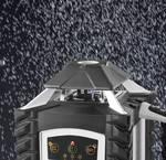 Volautomatische rotatielaser met groenelasertechnologie