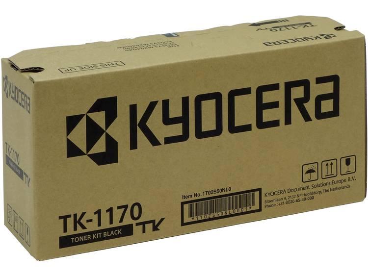 Kyocera Tonercassette TK 1170 1T02S50NL0 Origineel Zwart 7200 bladzijden