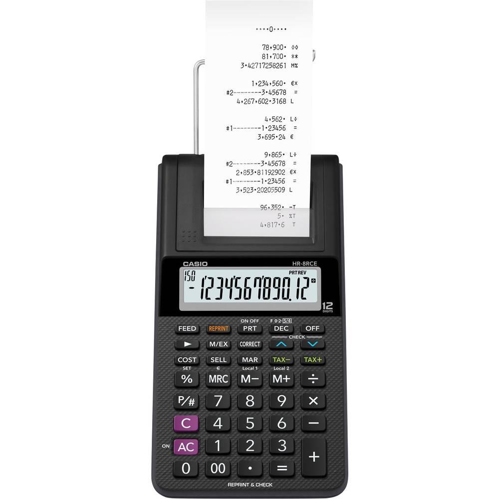 Casio HR-8RCE-BK