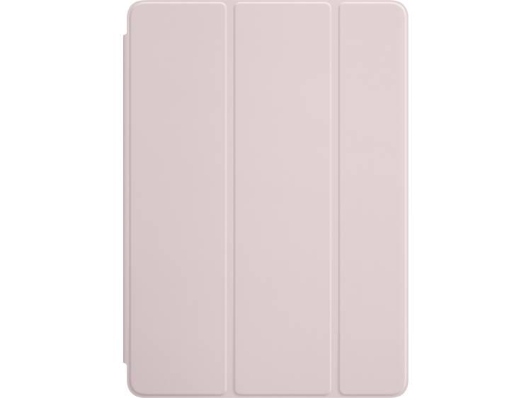 Apple iPad Cover / hoes Bookcase Geschikt voor Apple: iPad 9.7 (maart 2017), iPad Air 2, iPad 9.7 (maart 2018) Roze, Zand