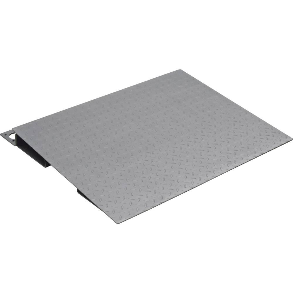 Kern BIC-A03 Ramp, stål, pulverlackerad, för modeller med vågplattestorlek B ×D ×H 1500 ×1500 ×108 mm