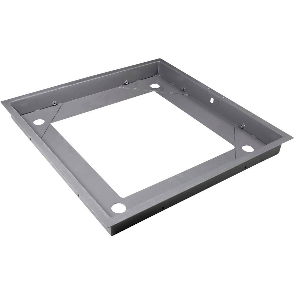Kern BIC-A04 Stabil gropram, stål, pulverlackerad, för modeller med vågplattestorlek B ×D ×H 1000 ×1000 ×108 mm