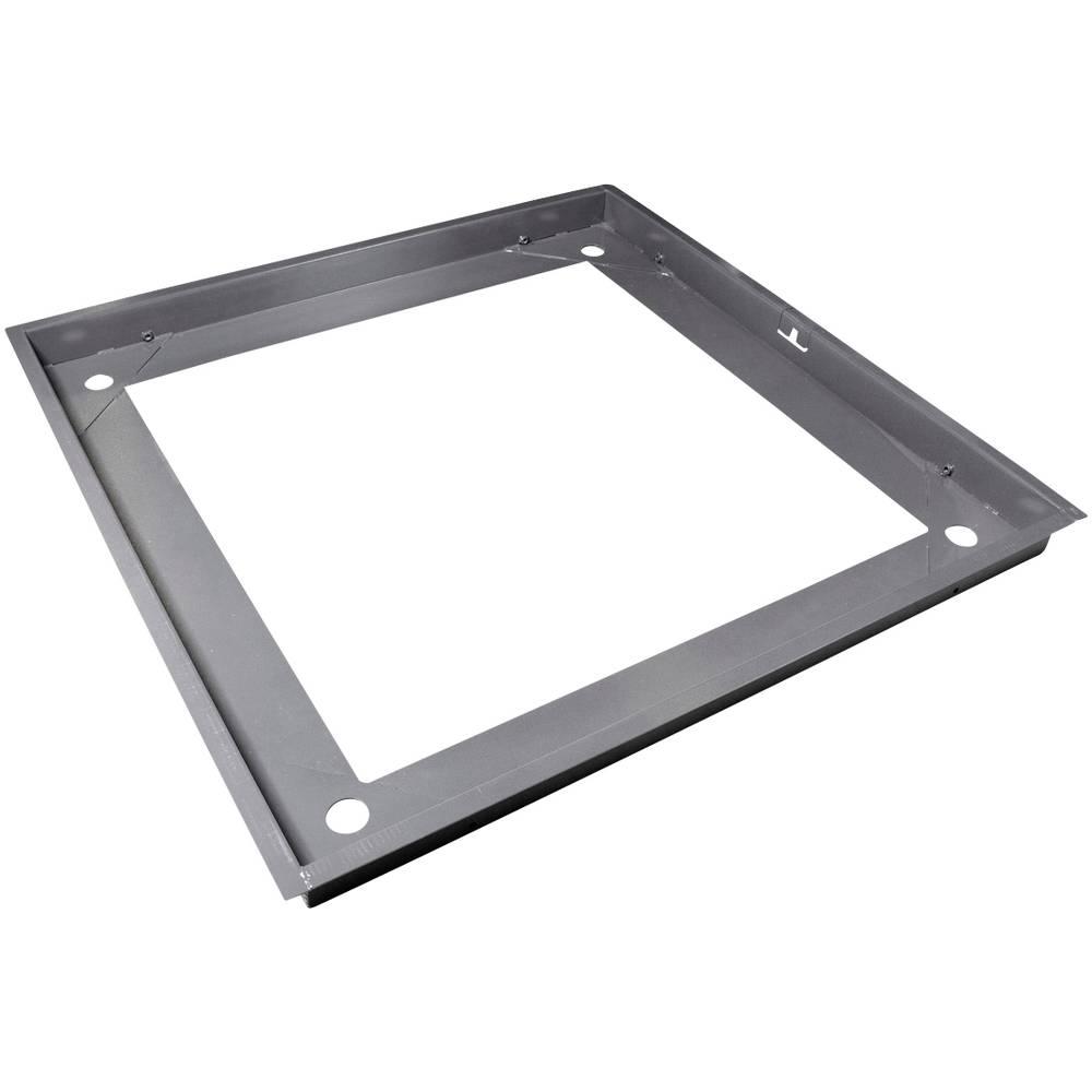 Kern BIC-A06 Stabil gropram, stål, pulverlackerad, för modeller med vågplattestorlek B ×D ×H 1500 ×1500 ×108 mm
