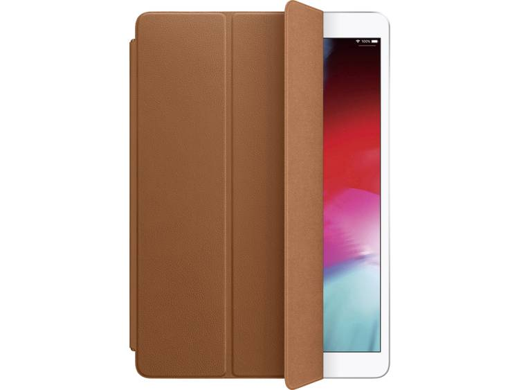 Apple iPad Cover / hoes Bookcase Geschikt voor Apple: iPad Air 10.5, iPad Pro 10.5 Zadelbruin