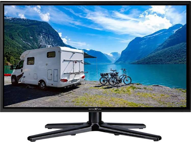 Reflexion LEDW24N LED-TV 60 cm 24 inch Energielabel: A (A++ - E) DVB-T2, DVB-C, DVB-S, Full HD Zwart
