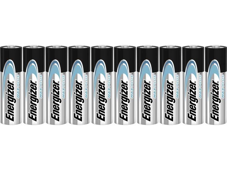 Energizer Max Plus AA batterij (penlite) Alkaline 1.5 V 8 stuk(s)