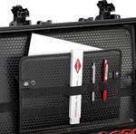 Gereedschapskoffer gevuld Robust 34 Elektro 26-delig