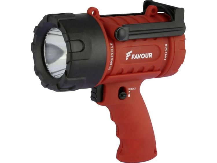 LED Werklamp werkt op batterijen Favour 270FASPOTS0233 Protech S0233 250 lm
