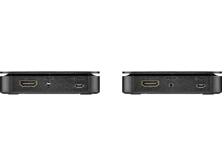 SpeaKa Professional SP-HDFS-04 Draadloze HDMI-set 30 m 2.4 GHz 1920 x 1080 pix