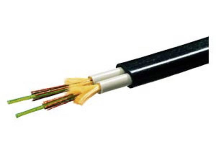 Siemens 6XV18205BN80 Glasvezelkabel 62,5/125 µ Multimode OM1 Zwart, Grijs 1 stuk(s)