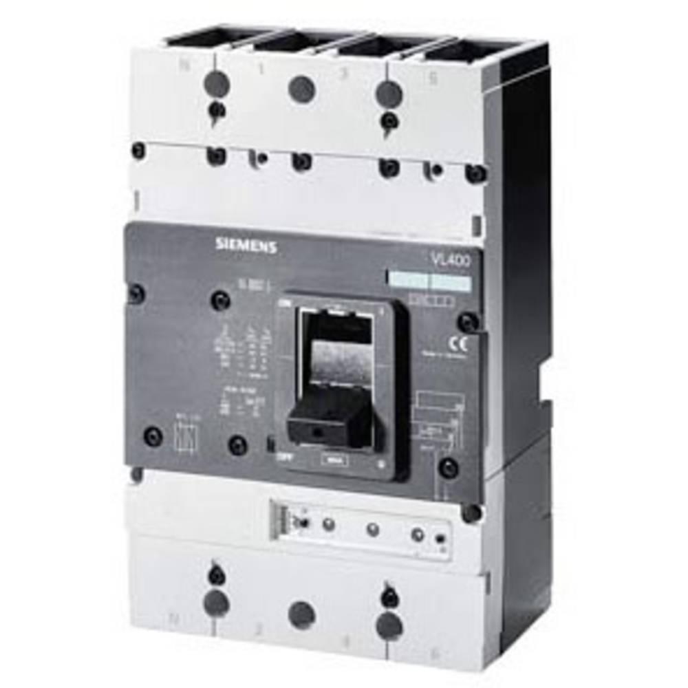 Siemens 3VL4740-2DE36-2PA0 Vermogensschakelaar 1 stuk(s) Instelbereik (stroomsterkte): 400 A (max) Schakelspanning (max.): 690 V/AC (b x h x d) 139 x 279.5 x
