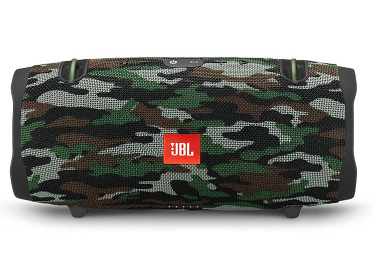 JBL Xtreme 2 Bluetooth luidspreker Outdoor, Waterdicht Camouflage