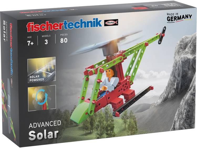 fischertechnik 544616 ADVANCED Solar Bouwpakket Leeftijdsklasse: vanaf 7 jaar