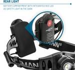Ansmann hoofdlamp HD7F