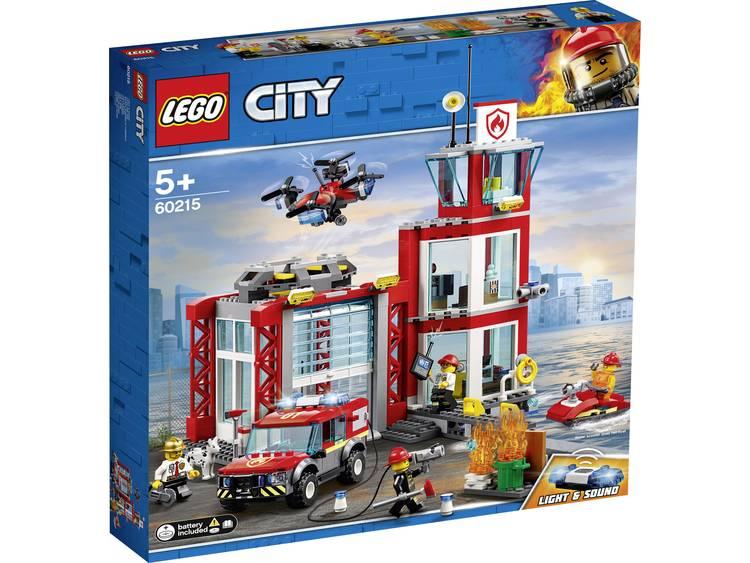 60215 LEGO® CITY Brandweerkazerne