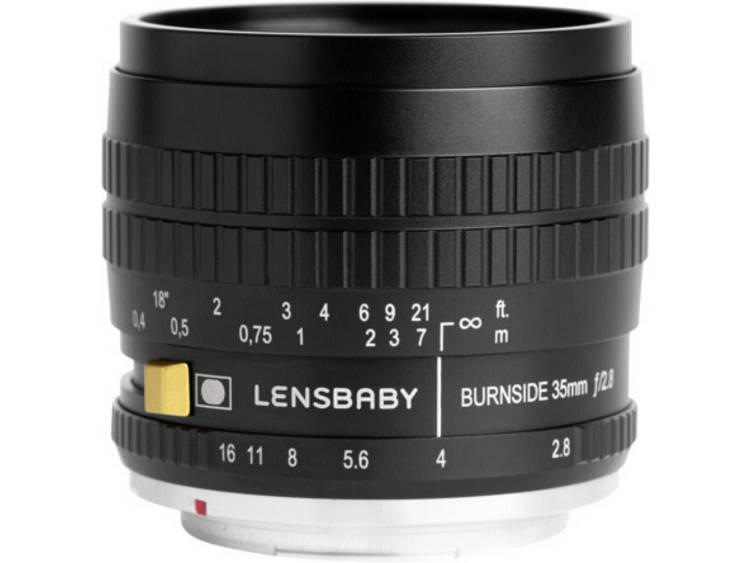 Lensbaby Burnside 35 Sony E Telelens f/2.8 35 mm