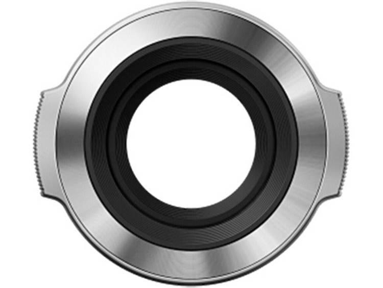 LC-37C automatische lensdop zilver