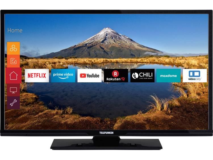 Telefunken C32F545A LED TV 81 cm 32 inch Energielabel A+ A++ E DVB T2 DVB