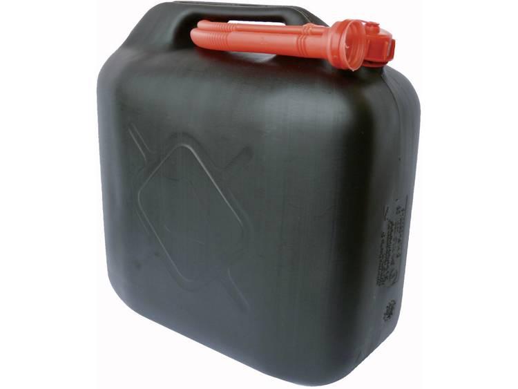 Jerrycan voor benzine HP Autozubehör 10010 (l x b x h) 32 mm x 14 mm x 34 cm