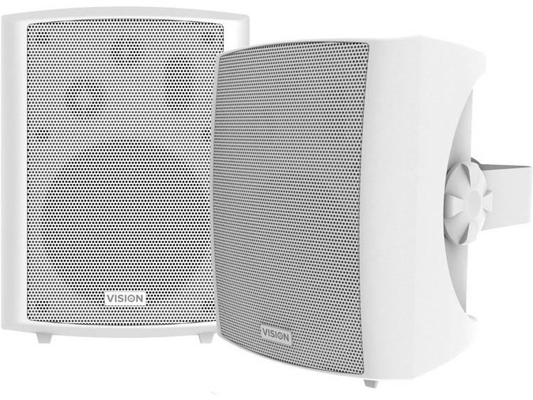Vision VISION SP-1800 Pair Wall Speakers White (SP-1800)