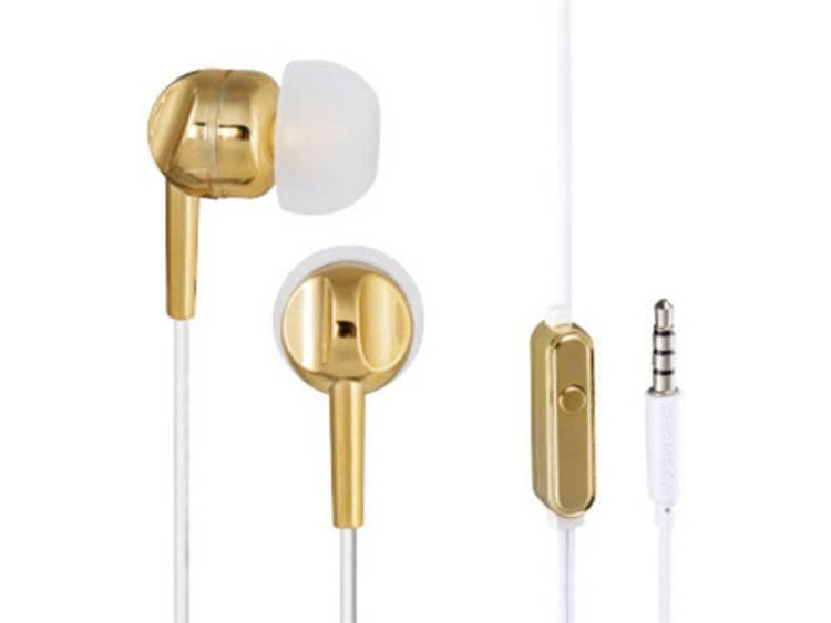 Thomson hoofdtelefoon in-ear EAR3025 goud