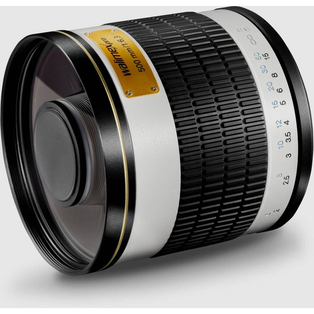 Walimex Pro 16436 16436 Teleobjektiv 500 mm